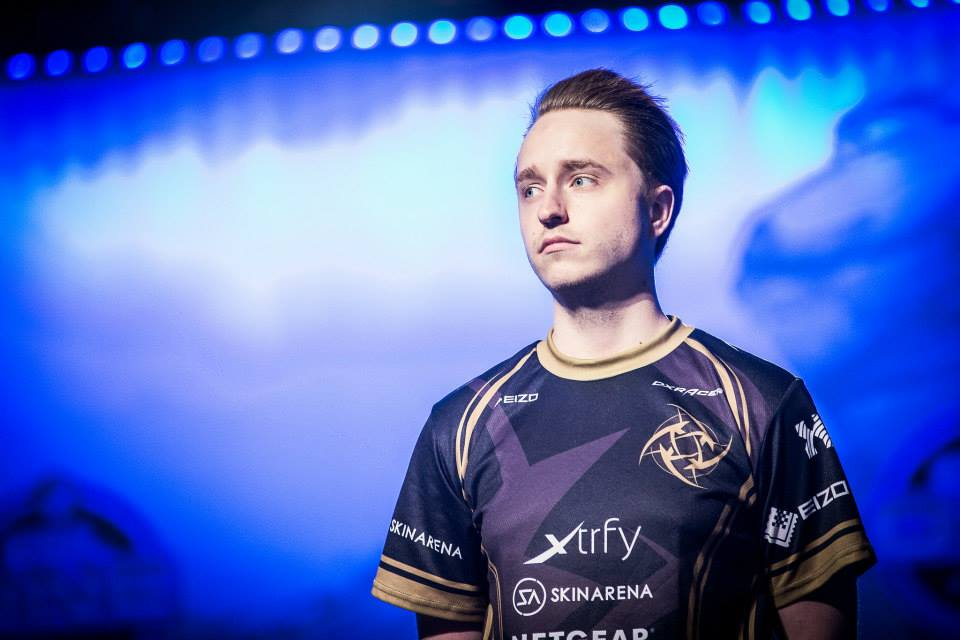 "Christopher ""GeT_Right"" Alesund - Crédit ESL"
