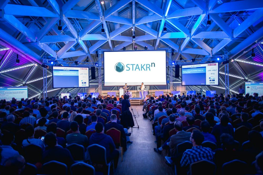 Stakrn : « Notre cible est celle qui s'engage le plus sur internet »