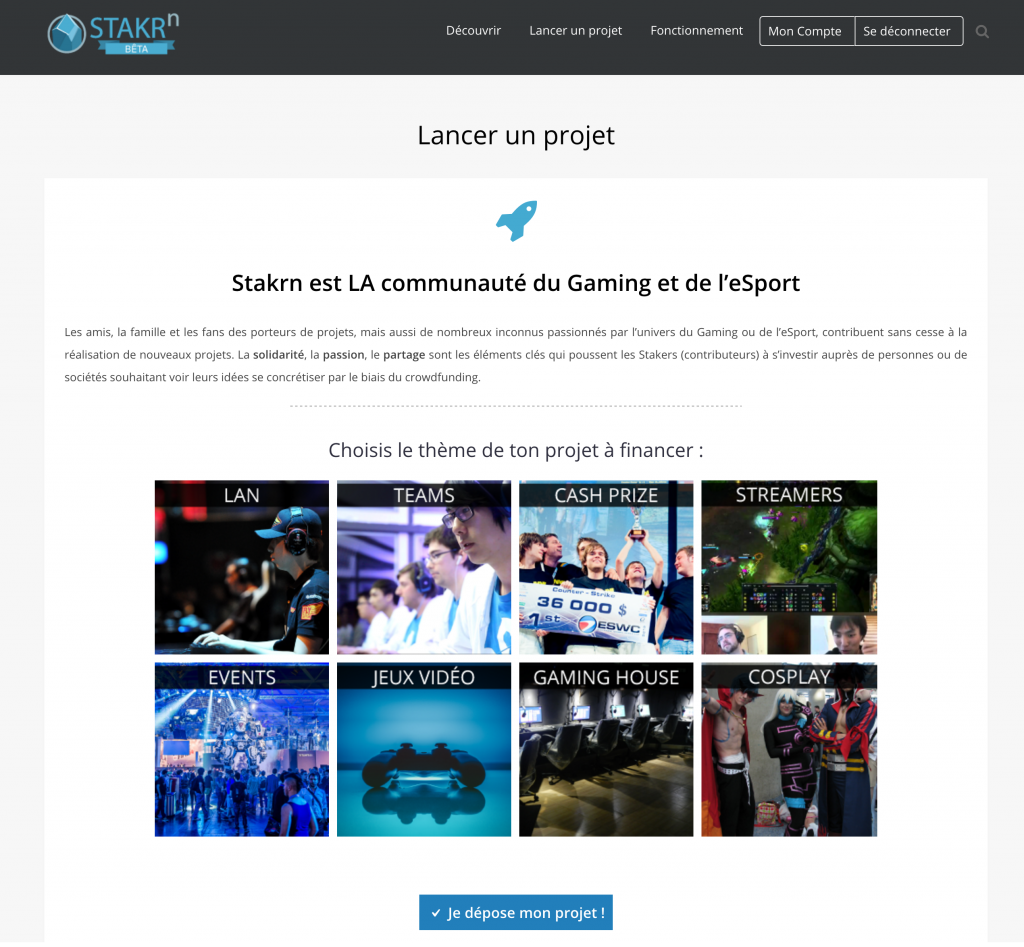 lancement_projet
